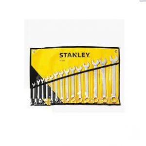 Cờ lê vòng miệng hệ mét (bộ 14c) Stanley 87-038-1