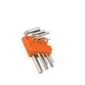 Bộ lục giác bi 7 cây hệ inch TRUPER Model 15551