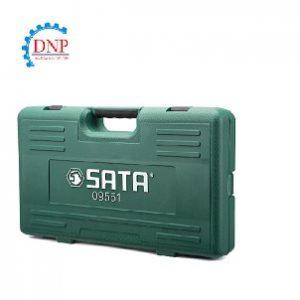 Bộ dụng cụ sửa chửa ô tô 56 chi tiết Sata 09509 Sata Model 09509
