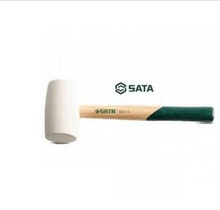 Búa cao su đúc 35mm/400g Sata Model 92901