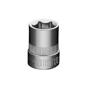 Đầu tuýp 6 cạnh 1/4in – 12mm Sata Model 11312