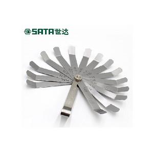 Bộ thước lá 23 chi tiết 0.05 – 1.00mm Sata Model 09405