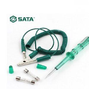 Bút đo hiệu điện thế xe ôtô Sata Model 62503