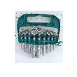 Bộ 9 chìa vặn góc L   (Đồng điếu) 7-19mm Total Model TLASWT0901