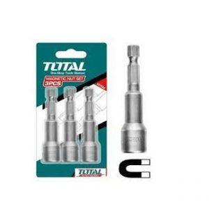 Bộ mũi bắn vít tol có nam châm hút 8mm Total Model TAC270832