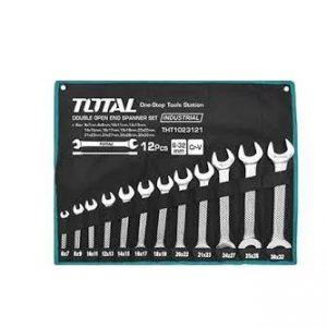 Bộ cờ lê   hai miệng 6-32mm Total Model THT1023121