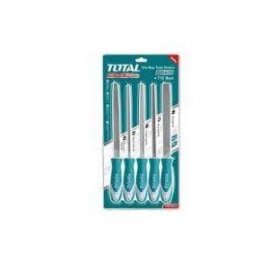 Bộ 6 giũa sắt Total Model THT91462