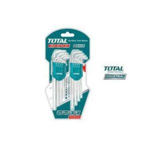 Bộ chìa lục giác  (48/T) 1.5-10mm Total Model THT106191