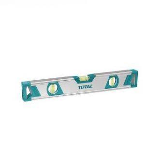 Thước thủy (kèm theo nam châm hút)  (20/T) Chiều dài: 100 cm, Độ dày thanh nhôm: 1.5 mm, Total Model TMT21005M