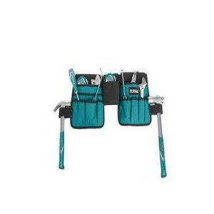 Túi đựng công cụ kèm dây đai L26*W23cm & L15*W13cm Total Model THT16P2031