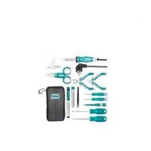 Bộ 25 công cụ cầm tay Total Model THKTHP90256
