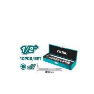 Bộ 15 đầu tuýp 3/4 inch Total Model THT341151